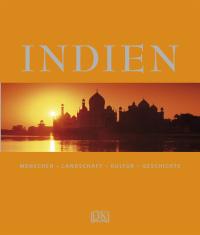 Coverbild Indien von Yasmin Khan, Abraham Eraly, George Michell, Mitali Saran, 9783831014729