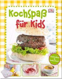 Coverbild Kochspaß für Kids, 9783831016006