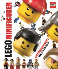 Coverbild LEGO Minifiguren von Nevin Martell, 9783831016662