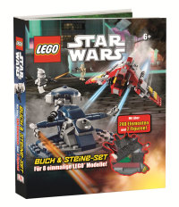 Coverbild LEGO Star Wars Buch & Steine-Set, 9783831016938