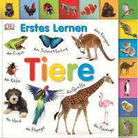 Coverbild Erstes Lernen. Tiere, 9783831017430