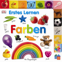 Coverbild Erstes Lernen. Farben, 9783831017737