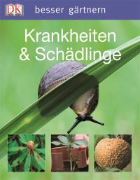 Coverbild Krankheiten & Schädlinge von Andrew Halstead, Béatrice Henricot, 9783831017829