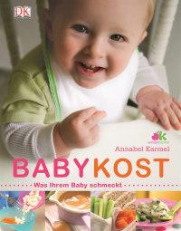 Coverbild Babykost von Annabel Karmel, 9783831017911