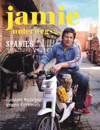 Coverbild Jamie unterwegs von Jamie Oliver, 9783831018451
