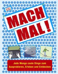 Coverbild Mach mal!, 9783831019328