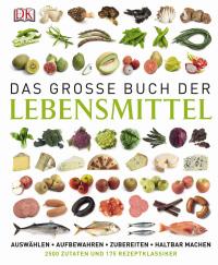Coverbild Das große Buch der Lebensmittel, 9783831019618