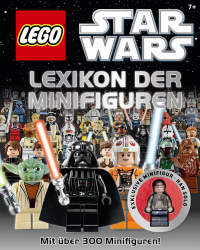 Coverbild LEGO Star Wars Lexikon der Minifiguren, 9783831020386