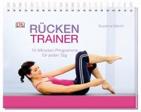 Coverbild Rücken-Trainer von Suzanne Martin, 9783831021024