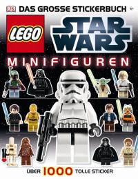 Coverbild LEGO Star Wars Minifiguren Das große Stickerbuch, 9783831021369