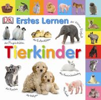 Coverbild Erstes Lernen. Tierkinder, 9783831021550