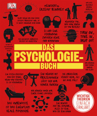 Coverbild Das Psychologie-Buch, 9783831022090