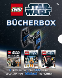 Coverbild LEGO Star Wars Bücher-Box, 9783831022540