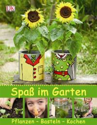 Coverbild Spaß im Garten, 9783831022823