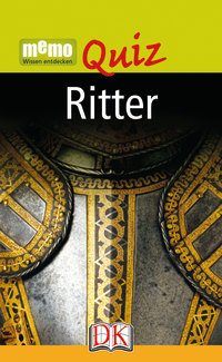Coverbild memo Quiz. Ritter, 9783831023752