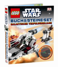 Coverbild LEGO® Star Wars™ Buch & Steine-Set, 9783831024018