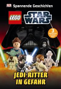 Coverbild LEGO® Star Wars™ Jedi-Ritter in Gefahr von Hannah Dolan, Elizabeth Dowsett, 9783831024032