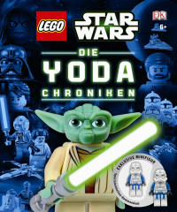 Coverbild LEGO Star Wars Die Yoda-Chroniken von Daniel Lipkowitz, 9783831024087
