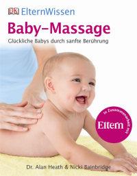 Coverbild ElternWissen. Baby-Massage, 9783831024438