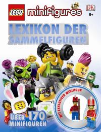 Coverbild LEGO® Minifigures Lexikon der Sammelfiguren von Daniel Lipkowitz, 9783831024797