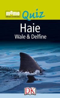 Coverbild memo Quiz. Haie, Wale & Delfine, 9783831024933