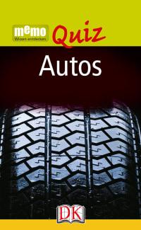 Coverbild memo Quiz. Autos, 9783831024957