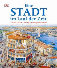 Coverbild Eine Stadt im Lauf der Zeit, 9783831025015