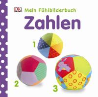 Coverbild Mein Fühlbilderbuch. Zahlen, 9783831025084