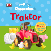 Coverbild Pop-up-Klappenbuch. Traktor, 9783831025145
