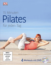 Coverbild 15 Minuten Pilates für jeden Tag, 9783831025312
