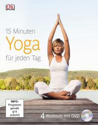 Coverbild 15 Minuten Yoga für jeden Tag, 9783831025336