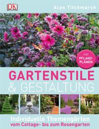 Coverbild Gartenstile & Gestaltung von Alan Titchmarsh, 9783831025350