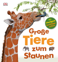 Coverbild Große Tiere zum Staunen, 9783831025633