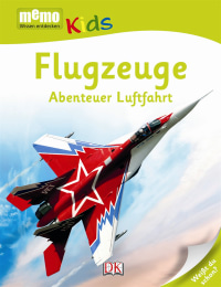 Coverbild memo Kids. Flugzeuge, 9783831025862