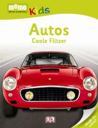 Coverbild memo Kids. Autos, 9783831025879