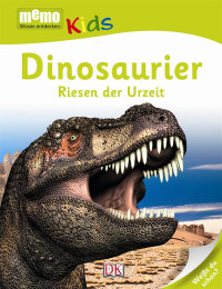 Coverbild memo Kids. Dinosaurier, 9783831025909