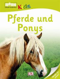 Coverbild memo Kids. Pferde und Ponys, 9783831025923