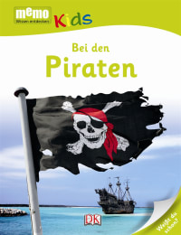 Coverbild memo Kids. Bei den Piraten, 9783831025954