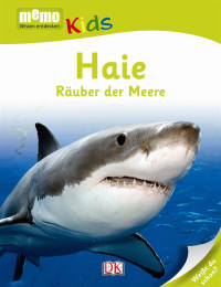 Coverbild memo Kids. Haie, 9783831025978