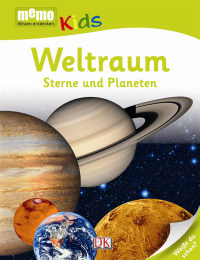 Coverbild memo Kids. Weltraum, 9783831025985