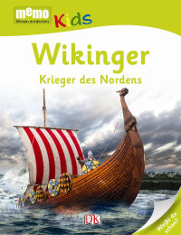 Coverbild memo Kids. Wikinger, 9783831025992