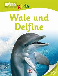 Coverbild memo Kids. Wale und Delfine, 9783831026012