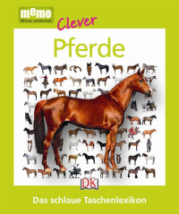 Coverbild memo Clever. Pferde, 9783831026104