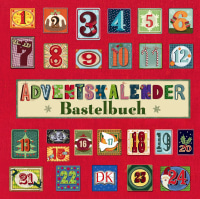 Coverbild Adventskalender-Bastelbuch, 9783831026265