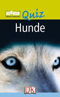 Coverbild memo Quiz. Hunde, 9783831026296
