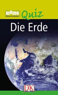 Coverbild memo Quiz. Die Erde, 9783831026302