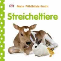 Coverbild Mein Fühlbilderbuch. Streicheltiere, 9783831026340
