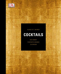 Coverbild Cocktails von Klaus St. Rainer, 9783831026449