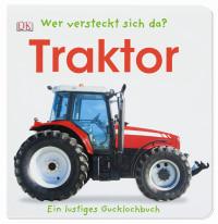 Coverbild Wer versteckt sich da? Traktor, 9783831026722