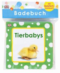 Coverbild Badebuch Tierbabys, 9783831026753